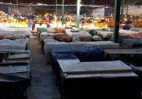 Затворен градски пазар бараат пазарџиите