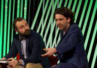"""(ФОТО) Во Театар Куманово се изведе претставата """"Реалисти"""""""