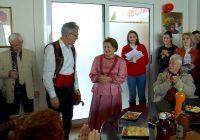 Меѓугенерациска средба во здружението на пензионери