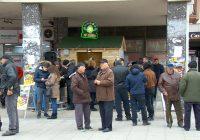 Државна лотарија отвори среќна куќичка на градскиот плоштад