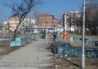 Акции за чистење на градот
