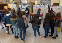 Недела на франкофонија во гимназијата