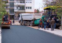 Се асфалтира улицата 4-ти јули кај Монопол