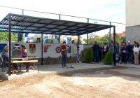 """Преку проект изградена бина во училиштето """"Наце Буѓони"""""""