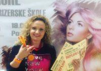 Наташа Додевска со две награди за фризури