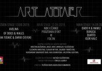 """""""Art Attack"""" фестивал првпат во Куманово"""