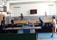 Кумановци со телесен инвалидитет најдобри во пинг понг