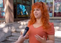 """Александра Михајловска најдобра млада актерка на фестивалот """"Ристо Шишков"""""""
