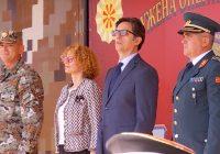 """Денот на ЗОК одбележан во касарната """"Боро Менков"""""""