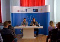 (ФОТО) Средношколци од градот дебатираа за НАТО