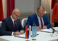 (ФОТО) Се збратимија Општина Куманово и Нови Сад