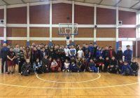 """Над 70 ученици на манифестацијата """"Забавна кошарка"""""""