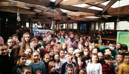 """Клубот """"Тумба"""" организираше забава за своите спортисти"""