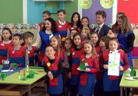 """Еко работилница во училиштето """"Толи Зордумис"""""""