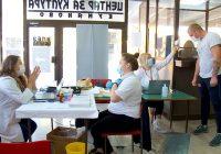 СВР Куманово со успешна крводарителска акција