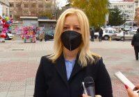 Арсовска: Се грижиме за лицата со попреченост
