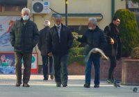 Казнети 53 кумановци затоа што не носеле заштитна маска
