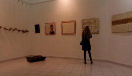 """""""Напречно црвено низ празното"""" – во Уметничката галерија"""