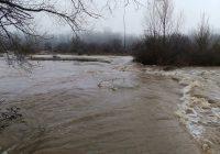 ФОТО: Излеани неколку реки во кумановско