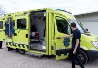 ВИДЕО: Болницата доби возило за брза интервенција