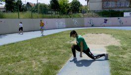 И младинците на АК Куманово со одлични резултати
