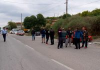 """(ВИДЕО) Петчасовна блокада поради алтернативниот пат до """"Искрин мост"""""""