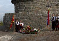 (ВИДЕО)Одбележани 109 години од Кумановската битка во Зебрњак