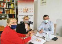 Илиевски потпиша Декларација за инклузија на лицата со попреченост