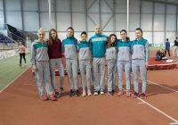 На Националното првенство на Србија за младинци и кумановските атлетичарки