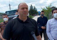 (ВИДЕО) Нови асфалтни површини во Ајдушка чешма и Карпош