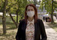 Додевска: Со масовна имунизација ќе се победи пандемијата (ВИДЕО)