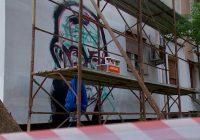 Нови графити за поубаво Куманово (ВИДЕО)