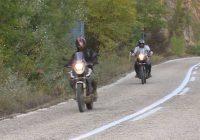 Вчера казнети 218 возачи на мотоцикли