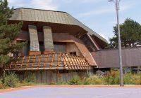 (ВИДЕО) СДСМ: Започна реконструкцијата на кровната конструкција на спортската сала