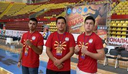 Два сребрени медали за кумановските кик-боксери
