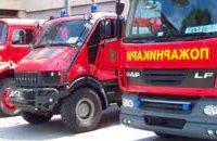 Пожарникарите вчера со неколку интервенции