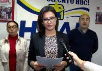 (ВИДЕО) НСДП повика да се гласа за Илиевски