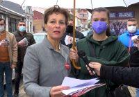 (ВИДЕО) Тасевска: Да се покрене постапка за државното земјиште што го купил Димитриевски